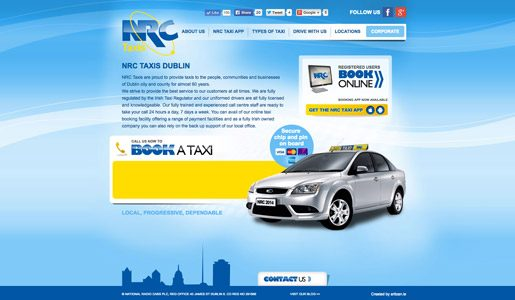 Dalkey Taxis and NRC Taxis Partnership